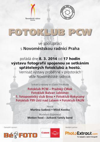 Výstava na Novoměstské radnici v Praze