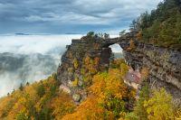 Podzimní České Švýcarsko